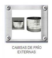 CAMISAS DE FRÍO EXTERNAS