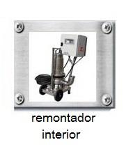 REMONTADOR MODELO MAX MIX VORTEX