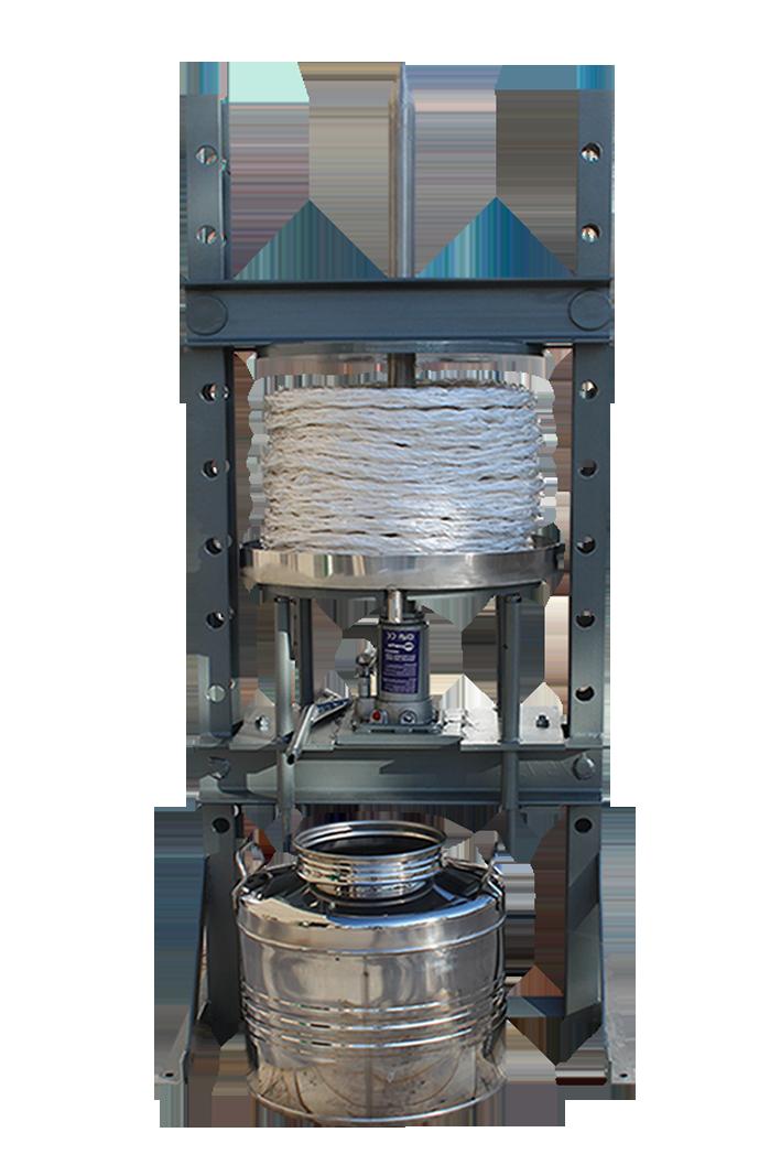 prensa-aceite-hidraulica-manual